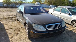 2000 Mercedes S430 For Parts for Sale in Grand Prairie, TX