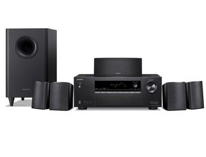 Onkyo HT-S3900 Complete Surround Sound System w/ Sub for Sale in Fresno, CA