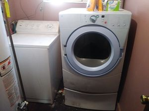 Kenmore Washer & Duet Dryer for Sale in West Valley City, UT