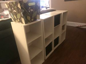 Modular Storage Shelves - (4) for Sale in Cleveland, OH