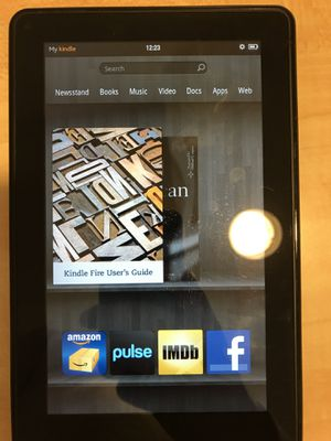 1st gen kindle Fire for Sale in Arlington, VA