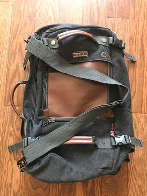 Vintage WITZMAN Travel Backpack (21 inch) for Sale in Fullerton, CA