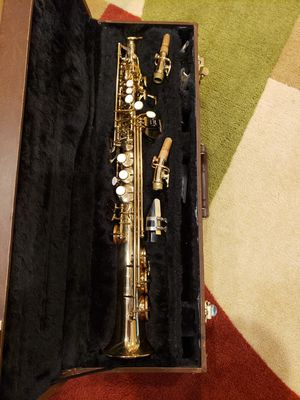 E.M.Winston Boston 350GL Soprano Saxophone for Sale in Willoughby, OH