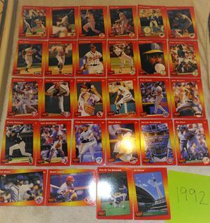 Baseball cards *make offers* for Sale in Fresno, CA