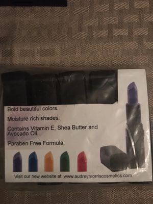 Brand new Bold beautiful colors moisture rich shades contain Vitamin E and avocado oil. for Sale in Los Angeles, CA