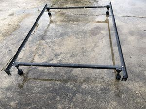 Full/twin size bed frame for Sale in San Antonio, TX