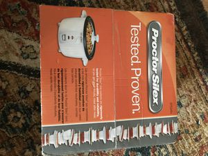 Unopened rice cooker for Sale in Davenport, IA