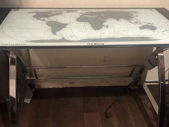 World Map Desk for Sale in Bonney Lake,  WA