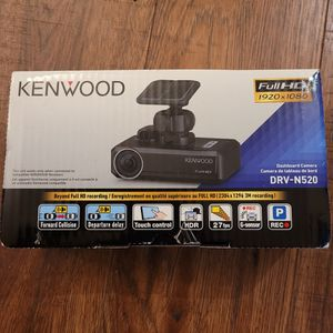 Kenwood Drv Digital AR Recording And Driver Assistance for Sale in San Francisco, CA