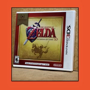 """🤩The Legend Of Zelda Ocarina Of Time 3D 👉 """"New""""🤖 Nintendo 3DS for Sale in Miami, FL"""