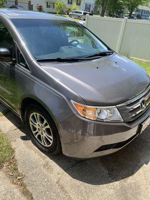 2012 Honda Odyssey Minivan EX-L for Sale in Columbia, MD