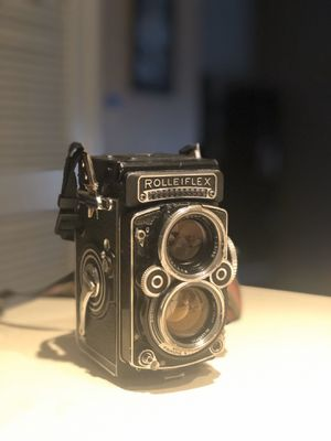Rolleiflex 2.8f film camera for Sale in Gresham, OR
