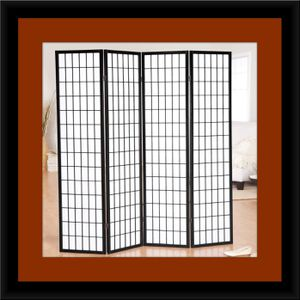 4 panel room divider for Sale in Crofton, MD