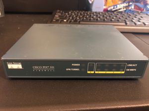 Cisco PIX 501 Firewall for Sale in Nitro, WV