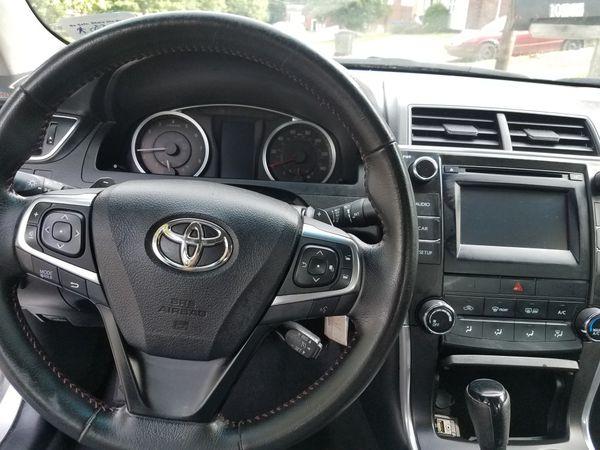 2015 Toyota Camry $12,000.00