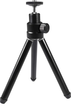 Webcam Tripod, 1 Lightweight Mini Tripod for Small Digital Cameras (not DSLRs), GoPro Devices, and Smartphone adapters (not Included) for Sale in North Miami Beach, FL