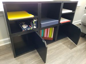 Storage shelved/cubes for Sale in Durham, NC
