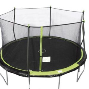 Bounce Pro 14' Trampoline, with Safety Enclosure Combo for Sale in Brandon, FL