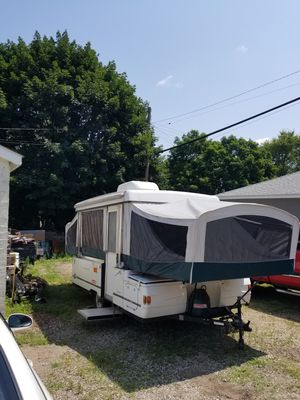 Coleman Fleetwood Cheyenne popup camper for Sale in Saint Paul, MN