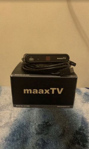 MaaxTV for Sale in Falls Church, VA