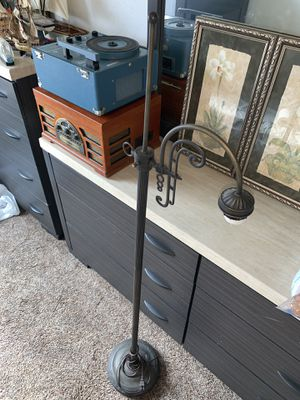 Tall standing lamp for Sale in Oklahoma City, OK