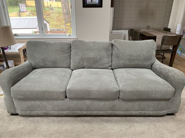 Greenish Grey Sofa