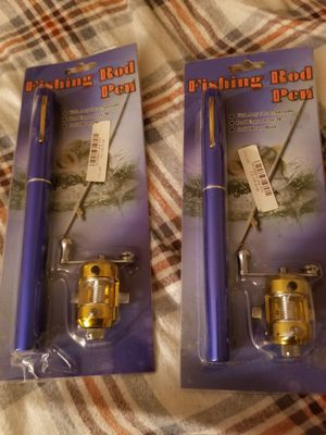 Fishing Pole Pens for Sale in Centreville, VA