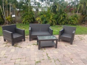Hampton Bay patio furniture for Sale in Pompano Beach, FL