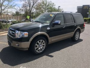 """2013 Ford Expedition King Ranch Nav/20"""" Wheels with only 66,548 miles for $22,898! for Sale in Fairfax, VA"""