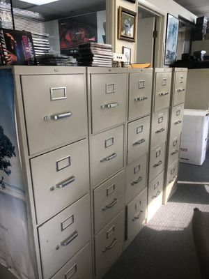Filing Cabinets with 4 Drawers for Sale in Santa Monica, CA