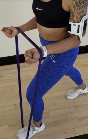 Home Workout Bands 2 Pull-up and Free Drawstring Sport Bag for Sale in Beaverton, OR