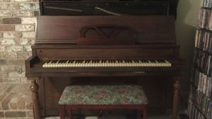 Free antique piano for Sale in Houston, TX