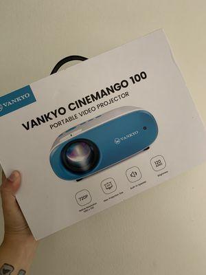 Vankyo portable Projector for Sale in Melbourne, FL