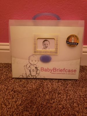 Baby briefcase for Sale in Clovis, CA