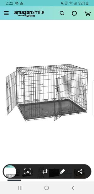 XL Dog Crate for Sale in Glendale, AZ