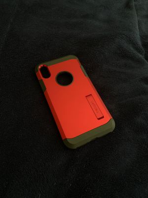 SPIGEN tough armour for iPhone XR for Sale in Columbia, SC