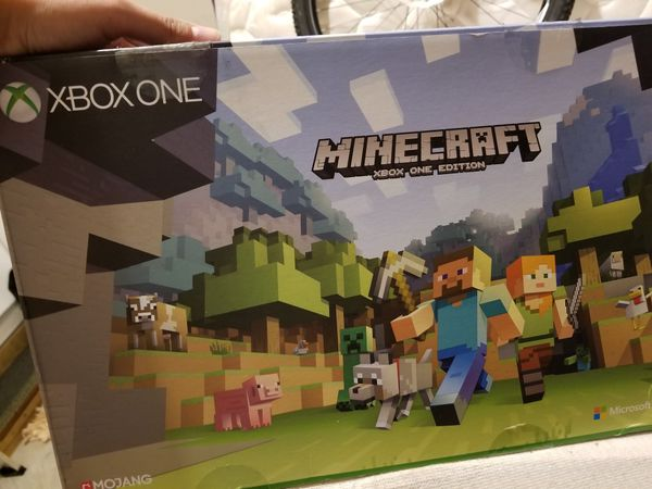 Xbox One Minecraft Edition 500GB