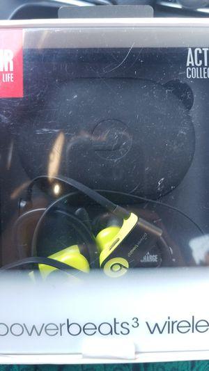 PowerBeats by Dre3 wireless earbuds -$50 for Sale in Rockville, MD