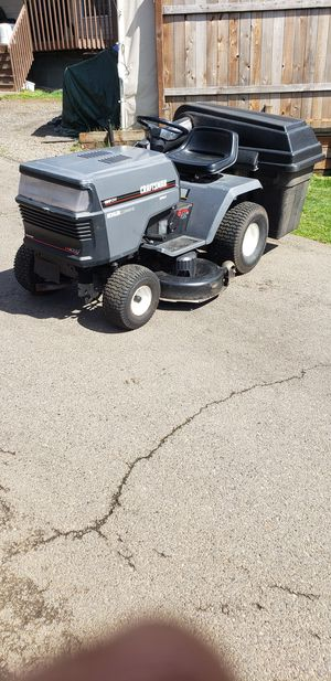 Craftsman riding lawn mower! for Sale in Happy Valley, OR