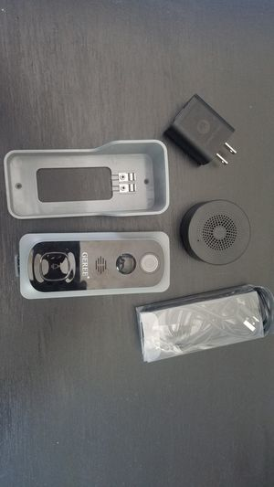 Geree 100% wire free smart video doorbell for Sale in St. Louis, MO