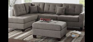 Mocha rev sectional 🎈🎈🎈 for Sale in Fresno, CA