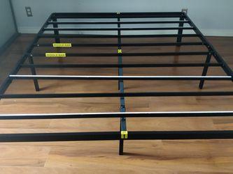 Queen Metal Platform Bed Frame for Sale in Westminster,  CA
