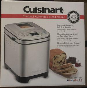 Cuisinart CBK-110 P1 Automatic Bread Maker for Sale in Wilmington, CA