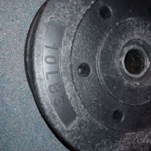 2 10# Weights for Sale in Montesano, WA