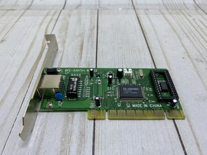 D-Link Computer Modem Ethernet PCI Card GQ968 DFE-530TX Rev. 2 Pre-owned Tested. for Sale in Bakersfield, CA