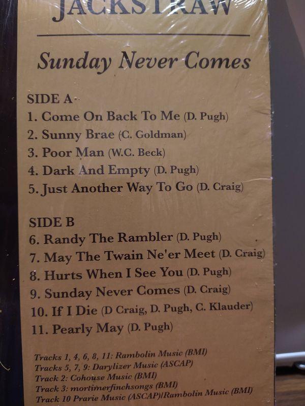Jackstraw original record