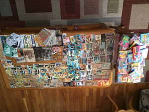 Baseball and Non-Sports Cards lot for Sale for sale  Yonkers, NY