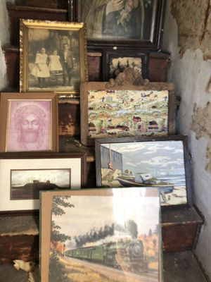 Antique pictures and frames for Sale in Emmaus, PA