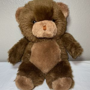 """Kamar Vintage 12"""" Brown Teddy Bear Plush Stuffed Animal Toy Hand Made Excellent for Sale in Kirkland, WA"""