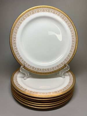 Antique Cauldon Dinner Plates for Sale in Fairfax, VA
